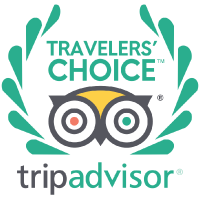Tripadvisor Travellers Choice Badge